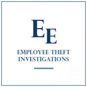 employee theft investigations